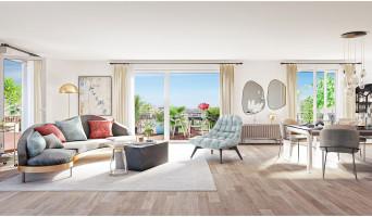 Clichy programme immobilier neuve « Boréales » en Loi Pinel  (5)