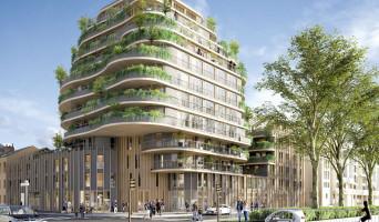 Angers programme immobilier rénové « Arborescence » en loi pinel