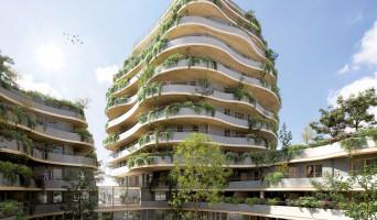 Angers programme immobilier neuve « Arborescence » en Loi Pinel  (2)