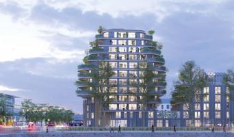 Angers programme immobilier neuve « Arborescence » en Loi Pinel  (3)