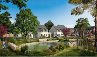 Guérande programme immobilier rénové « Vert Saline » en loi pinel
