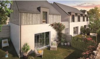 Guérande programme immobilier neuve « Vert Saline » en Loi Pinel  (2)
