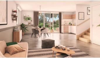 Guérande programme immobilier neuve « Vert Saline » en Loi Pinel  (4)