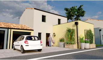 La Mothe-Achard programme immobilier rénové « Les Jardins de Marius »