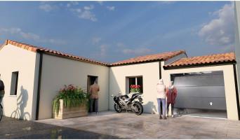 La Mothe-Achard programme immobilier neuve « Les Jardins de Marius »  (3)