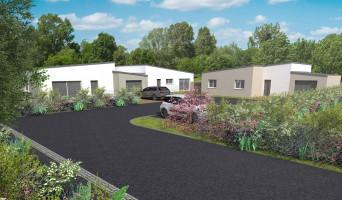Les Ponts-de-Cé programme immobilier neuve « Sérénité »