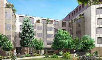 Avignon programme immobilier rénové « Oh Activ - Avignon »