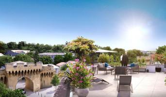 Avignon programme immobilier neuve « Oh Activ - Avignon »  (2)