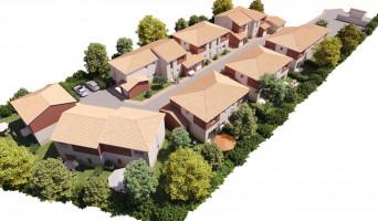 Toulouse programme immobilier neuve « Le Clos Lacrotzorado »  (2)