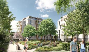 Mulhouse programme immobilier neuve « Le Parc Lavoisier » en Loi Pinel