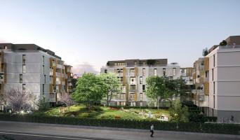 Mulhouse programme immobilier neuve « Le Parc Lavoisier » en Loi Pinel  (2)