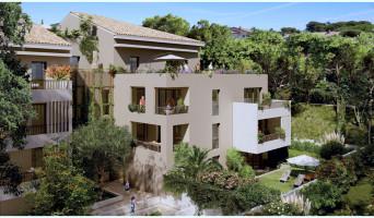 Villeneuve-lès-Avignon programme immobilier neuf « Nouvelle Perspective » en Loi Pinel