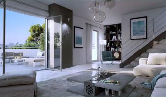 Villeneuve-lès-Avignon programme immobilier neuve « Nouvelle Perspective » en Loi Pinel  (2)