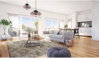 Bordeaux programme immobilier neuve « Vert'uose 2 » en Loi Pinel