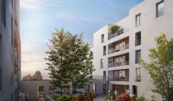 Bordeaux programme immobilier neuve « Vert'uose 2 » en Loi Pinel  (3)