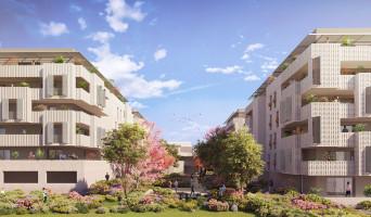 Castelnau-le-Lez programme immobilier neuve « L'Intemporelle » en Loi Pinel  (2)