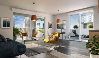 Castelnau-le-Lez programme immobilier neuve « L'Intemporelle » en Loi Pinel  (3)