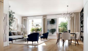Nantes programme immobilier neuve « Neowise » en Loi Pinel  (2)