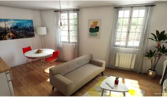 Angoulême programme immobilier neuve « Villa Equalisma »