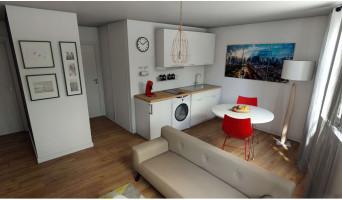Angoulême programme immobilier neuve « Villa Equalisma »  (3)