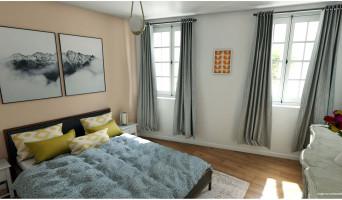 Angoulême programme immobilier neuve « Villa Equalisma »  (4)