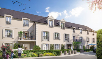 Pont-Sainte-Maxence programme immobilier neuve « La Jonquoire »