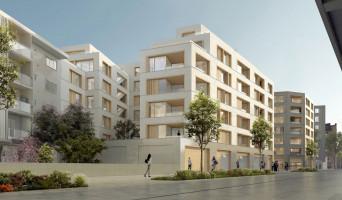 Annemasse programme immobilier rénové « Résidence n°218811 » en loi pinel