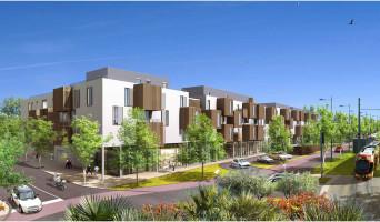 Castelnau-le-Lez programme immobilier neuve « Carré Aube Rouge » en Loi Pinel