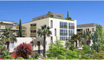 Castelnau-le-Lez programme immobilier neuve « Carré Aube Rouge » en Loi Pinel  (2)