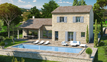 Goult programme immobilier neuve « Le Domaine de la Borie »