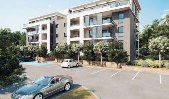Porto-Vecchio programme immobilier neuve « Vignola 2 » en Loi Pinel  (3)
