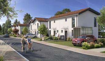 Blanquefort programme immobilier neuve « Lys Blancs »