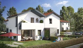 Blanquefort programme immobilier neuve « Lys Blancs »  (2)