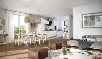 Blanquefort programme immobilier neuve « Lys Blancs »  (3)