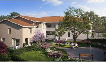 Villenave-d'Ornon programme immobilier neuve « Le Jardin d'Amanieu »