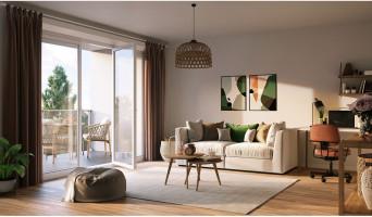 Villenave-d'Ornon programme immobilier neuve « Le Jardin d'Amanieu »  (3)