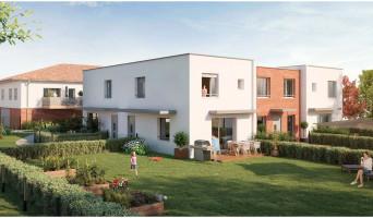 Toulouse programme immobilier rénové « Les Jardins d'Alexia » en loi pinel