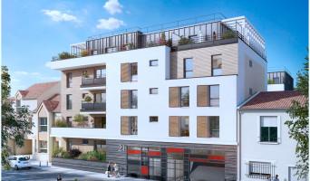 Bagnolet programme immobilier neuf « Le Régent