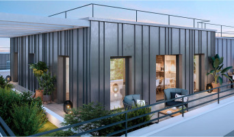 Bagnolet programme immobilier neuve « Le Régent » en Loi Pinel  (2)