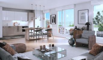 Bagnolet programme immobilier neuve « Le Régent » en Loi Pinel  (3)