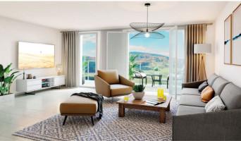 Frangy programme immobilier neuve « Terrasses Vinéa »  (2)