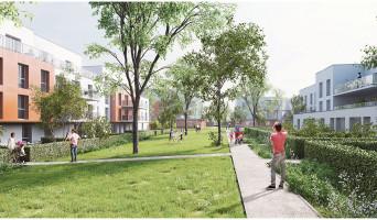 Chartres programme immobilier neuve « White Lane » en Loi Pinel  (2)