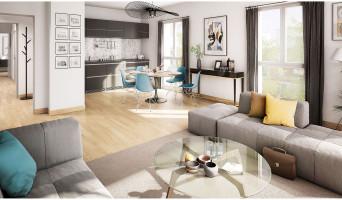 Chartres programme immobilier neuve « White Lane » en Loi Pinel  (3)