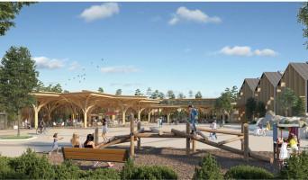 Beauziac programme immobilier neuf « Center Parcs Landes de Gascogne »