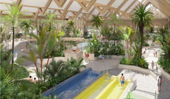 Beauziac programme immobilier neuve « Center Parcs Landes de Gascogne »  (4)