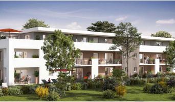Saint-Paul-lès-Dax programme immobilier neuve « Les Jardins des Acacias »  (2)