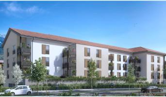 Bonneville programme immobilier neuve « Clos Charvin »