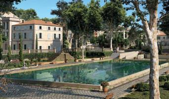 Aix-en-Provence programme immobilier neuf « Harmonie » en Loi Pinel
