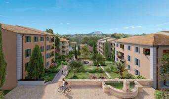 Aix-en-Provence programme immobilier neuve « Harmonie » en Loi Pinel  (2)