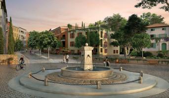 Aix-en-Provence programme immobilier neuve « Harmonie » en Loi Pinel  (3)